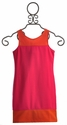 Elisa B Tween Color Block Dress (Size 7 & 8)