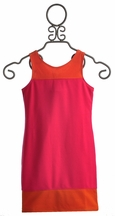 Elisa B Tween Color Block Dress (7 & 16)