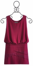 Elisa B Tween Party Dress in Magenta (8 & 10)
