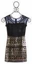 Elisa B Tween Sequin Dress