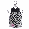Faith Knight Girls Backpack in Wild Zebra