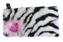 Faith Knight Wild Zebra Girls Pencil Bag