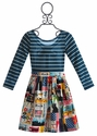 Five Loaves Two Fish Tween City Girl Dress