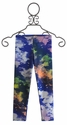 Flowers By Zoe Blue Cloud Tween Leggings