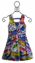 Flowers By Zoe Comic Book Girls Dress