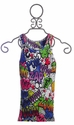 Flowers By Zoe Comic Book Tank Top (MD 10 & LG 10/12)