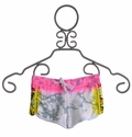 Flowers By Zoe Girls Tie Dye Shorts