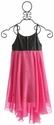 Flowers By Zoe Glittering Metallic Strappy Tween Dress (LG 10/12)