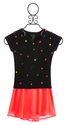 Flowers by Zoe Jewelled Top with Skirt