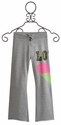 Flowers By Zoe Neon Love Tween Sweatpant