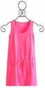Flowers By Zoe Neon Pink Sequin Tween Dress