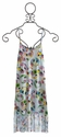 Flowers by Zoe Smiley Face Dress with Fringe Hem (MD 10)