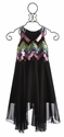 Flowers By Zoe Sparkling Party Dress for Tweens
