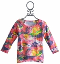 Flowers By Zoe Tie Dyed Tween Sweatshirt