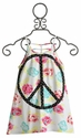Flowers By Zoe Tween Floral Peace Top