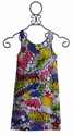 Flowers By Zoe Tween Girls Dress in Comic Book Print