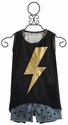 Flowers By Zoe Tween Hi-Low Tank Set in Lightning Gold