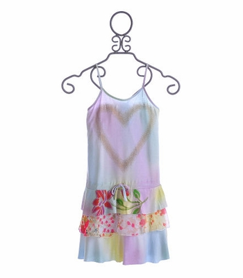 Flowers By Zoe Tween Summer Dress Pastel Dreams