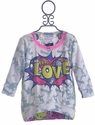 Flowers By Zoe Tween Sweatshirt Love