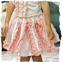 Frilly Frocks Camilla Ruffle Skirt
