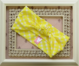 Frou Frou Yellow Headband for Little Girls (Infant)