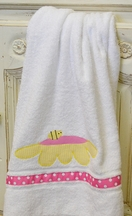 Funtasia Too Towel Just Bee-cause