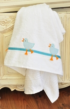 Funtasia Too Towel with Ducks