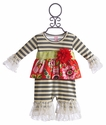 Giggle Moon Dance For Joy Baby Girls Romper