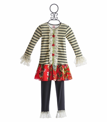 Giggle Moon Dance for Joy Mabel Dress and Ruffle Pant