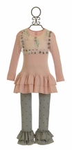 Giggle Moon Emma Dress with Leggings