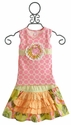 Giggle Moon Faith and Love Girls Skirt Set