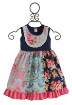 Giggle Moon Girls Pure in Heart Pixie Panel Dress