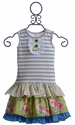 Giggle Moon Green Pastures Connie Skirt Set
