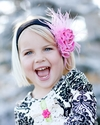 Giggle Moon Happy and Joyful Girls Headband