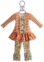 Giggle Moon Harvest Party Mabel Dress for Girls