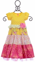 Giggle Moon Light of Life Party Dress (12Mos,18Mos,24Mos,7)