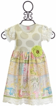 Giggle Moon Lilly of the Valley Greta Dress for Girls