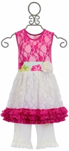 Giggle Moon Living Water Girls Tutu Dress