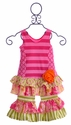 Giggle Moon Morning Glory Girls Swing Set (9 Mos, 4, 5, 6)