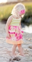 Giggle Moon Morning Glory Lucy Dress for Girls