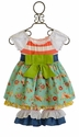 Giggle Moon New Song Maddison Dress with Ruffle Capri Pants