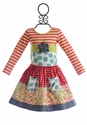 Giggle Moon Peace and Joy Connie Skirt