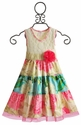 Giggle Moon Precious Jewel Summer Dress for Girls
