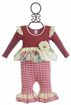 Giggle Moon Royal Beauty Baby Romper