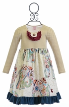 Giggle Moon Royal Beauty Greta Dress for Girls