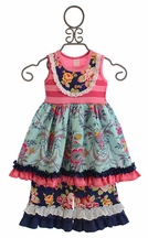 Giggle Moon Stella Dress Set Pure in Heart
