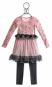 Giggle Moon Tickles and Giggles Tutu Dress with Legging