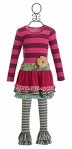 Giggle Moon Tutu Dress with Ruffle Pant Eternal Bliss