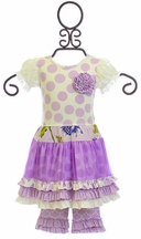 Giggle Moon Tutu Dress with Shorties True Vine