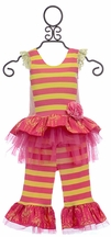 Giggle Moon Tutu Swing Set Light of Life (3Mos,6Mos,9Mos,12Mos,2T,3T)